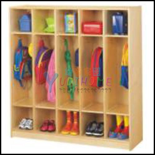 低价批发山西幼儿园玩具柜 分类柜 置物柜 区域柜 书包柜