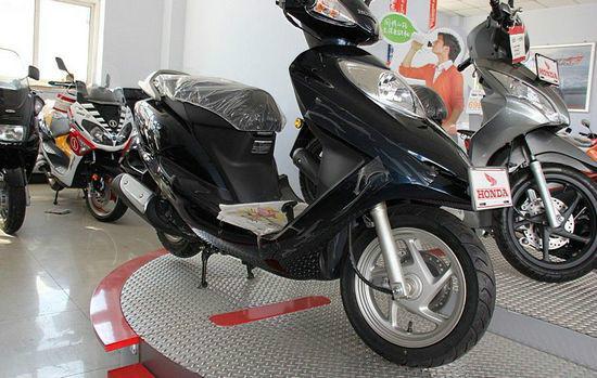 本田佳御125多少钱_125踏板摩托车-125踏板摩托车多少钱-雅马哈踏板车125哪款好-本田 ...