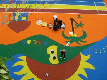幼儿小班体育机械制作