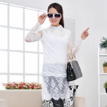 蕾丝连衣裙 连衣裙-上海外贸服装批发