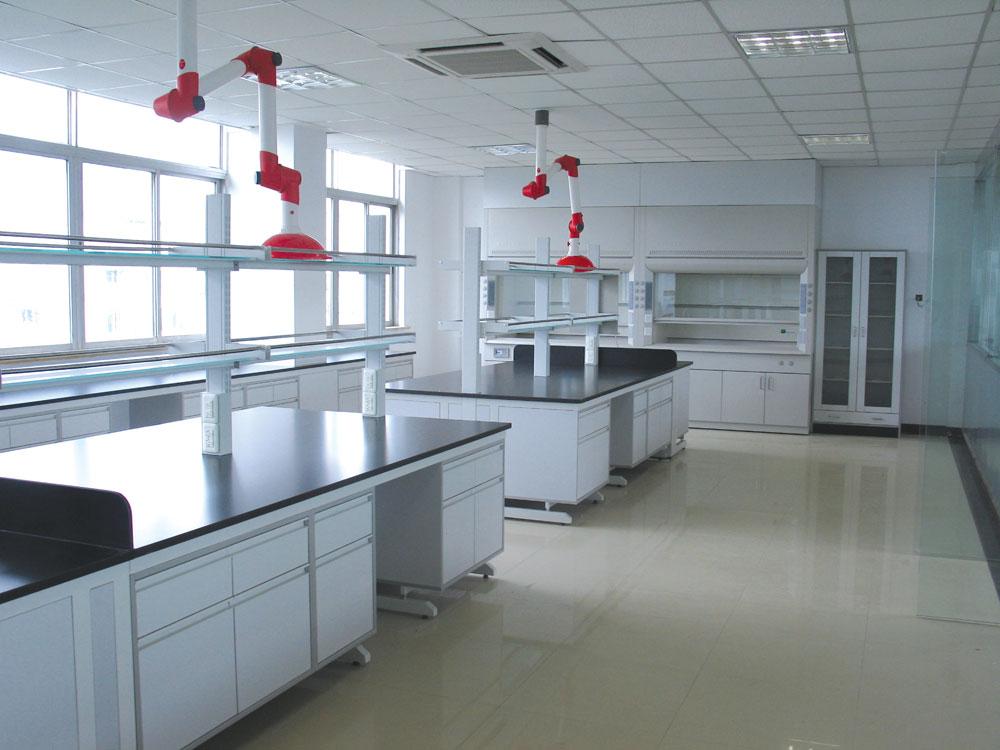 洗眼器,淋浴器,滴水架,气体考克等),以及实验室整体规划与设计,实验室图片