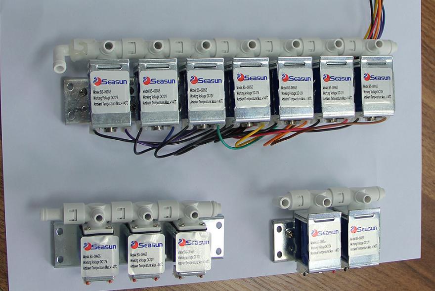微型电磁气阀-纺织机电磁气阀-安全气囊电磁阀个性定制专家图片