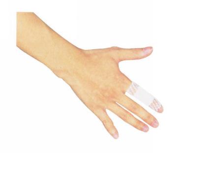 燕赵牌1号包扎手指弹力网状绷带