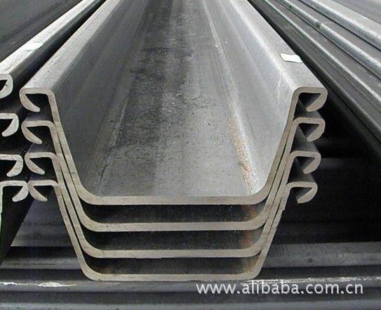 供应菏泽钢板桩500宽拉森钢板桩