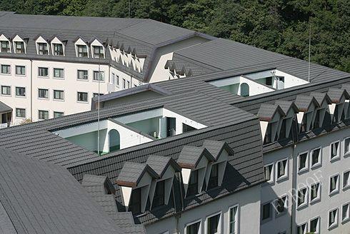 各种风格和各类结构(木结构,钢结构,混凝土结构)坡屋顶建筑的屋面工程