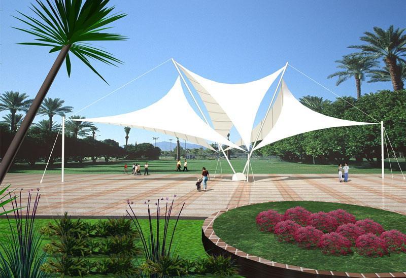 景观膜结构,园林景观膜结构设计安装定制