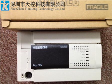 全新三菱plc fx3u-32mt/es-a