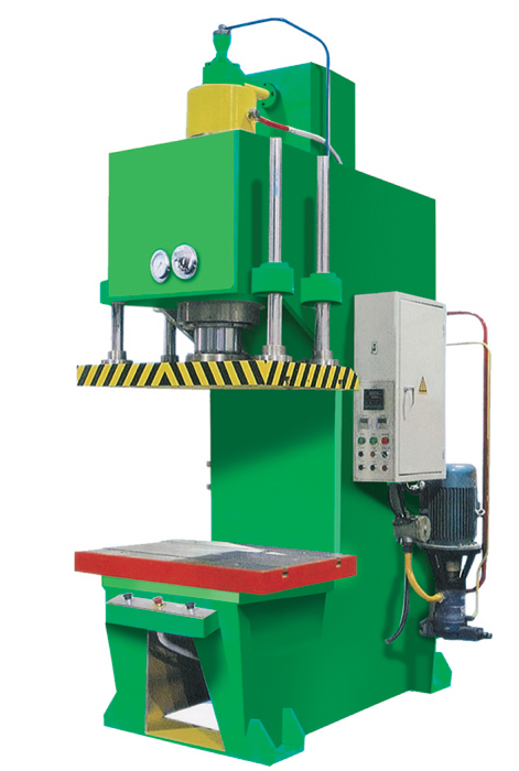 南通专业的y30系列单柱液压机图片