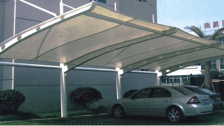泉州区域专业钢结构停车棚,专业