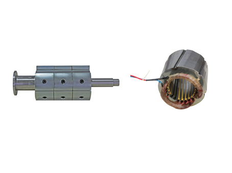 5-20kw稀土永磁电机配套