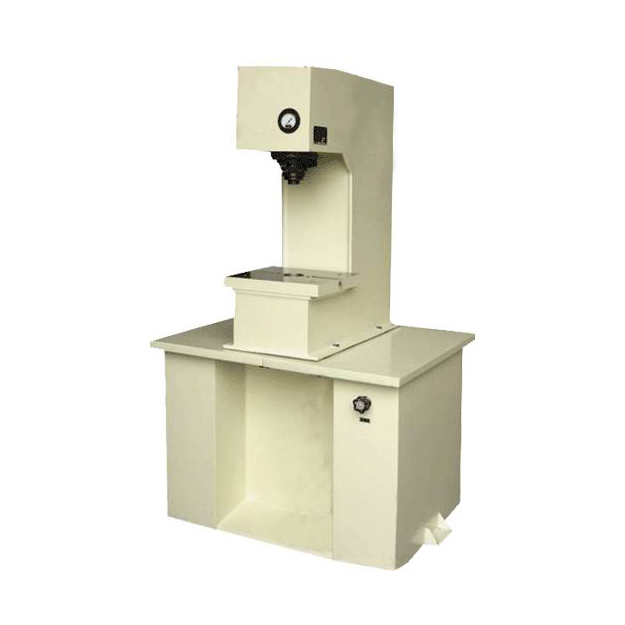 ym30台式单柱万能液压机图片