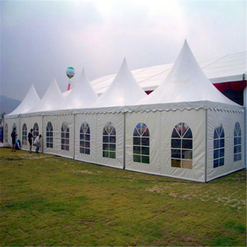 深圳4米尖顶欧式帐篷生产厂家图片