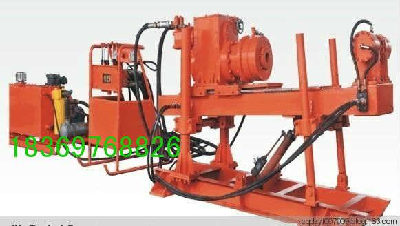 zdy-3000煤矿用液压坑道钻机图片