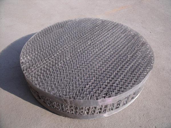 金属丝网波纹填料厂家价格