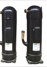 3,压缩机质量至关重要:空调主要由压缩机,冷凝器,蒸发器,四通阀图片