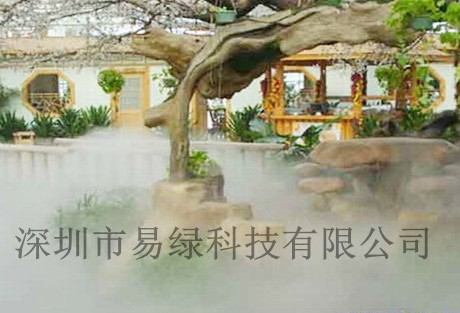 超声波加湿器雾森喷雾降温景观人造雾