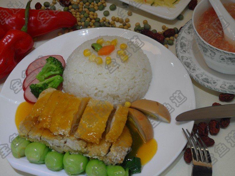 中式快餐店加盟费用是多少图片