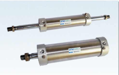 一级代理台湾亚德客不锈钢迷你气缸mg系列 单动型/复动型图片