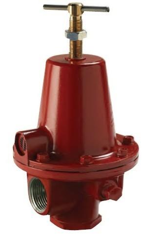美国lv4403b66中压减压阀+lv4403b6燃气调压器图片