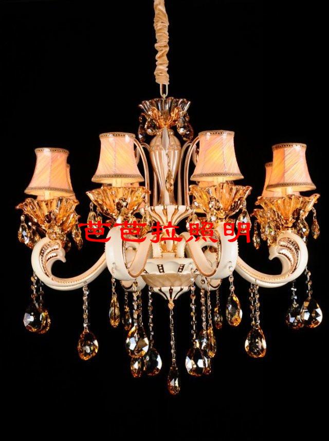 客厅水晶灯吊灯欧式吊灯中山厂家直销图片