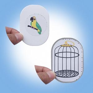 科技小制作-笼中鸟