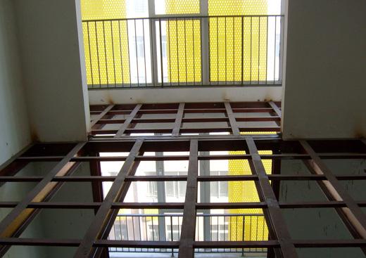 北京通州区钢结构框架制作 阁楼搭建52633950