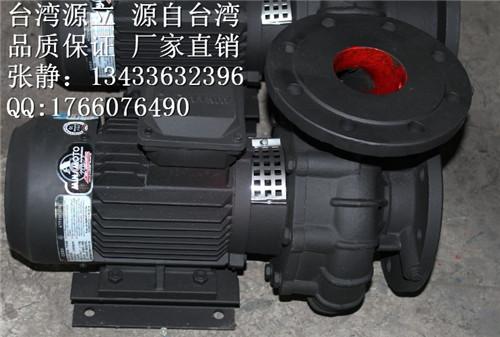 泵說明   采用直聯式結構,泵由電動機直接驅動,減少了備件的數量.