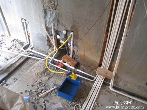 唐山路南区维修上下水管,管道改造安装图片