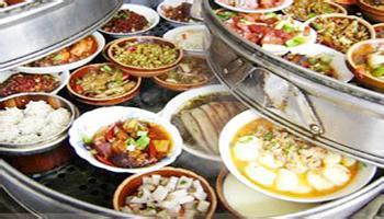 中式快餐连锁加盟品牌图片