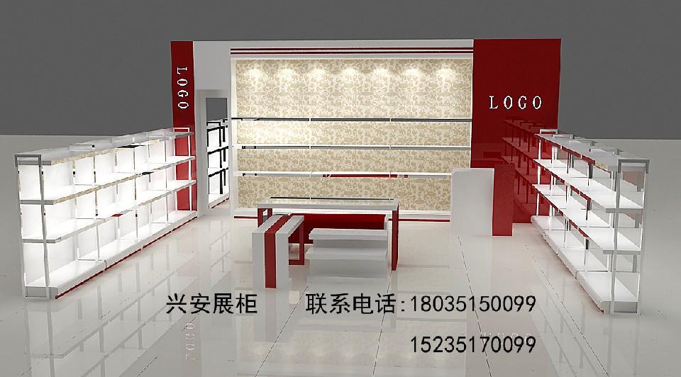 概念展柜设计手绘