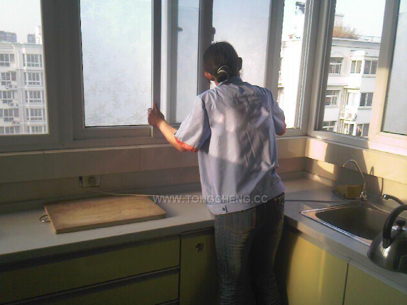 青岛市北区出租房保洁=装修完开荒=市北擦玻璃