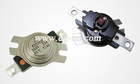 tm11电热水器温控器/温度开关/温控开关/热保护器生产厂家