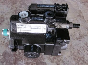 丹尼逊液压油泵图片
