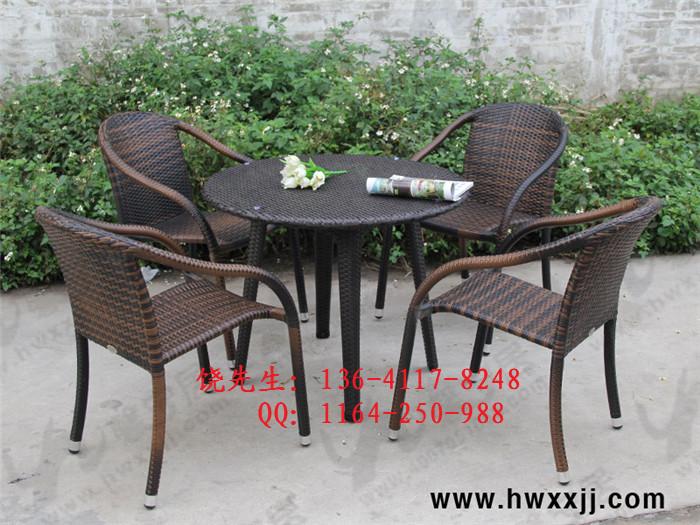 花园桌椅露天桌椅室外休闲桌椅图片