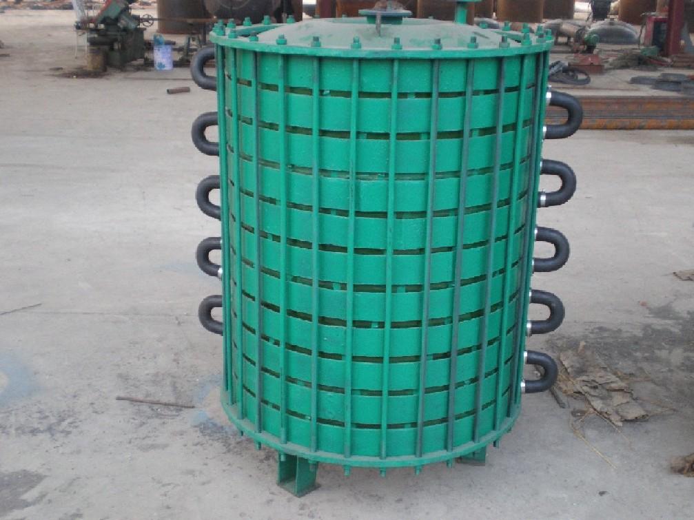 搪瓷冷凝器作用 回收7万吨亚麻籽油生产线
