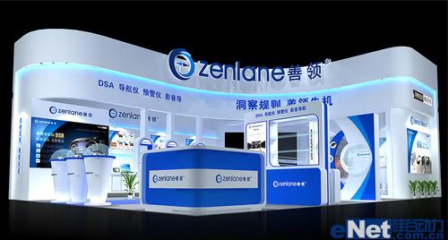 上海展览搭建制作公司|铝型材展台|型材展台设计