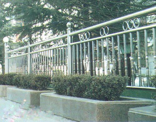 不锈钢工程花架护栏安装视频图片