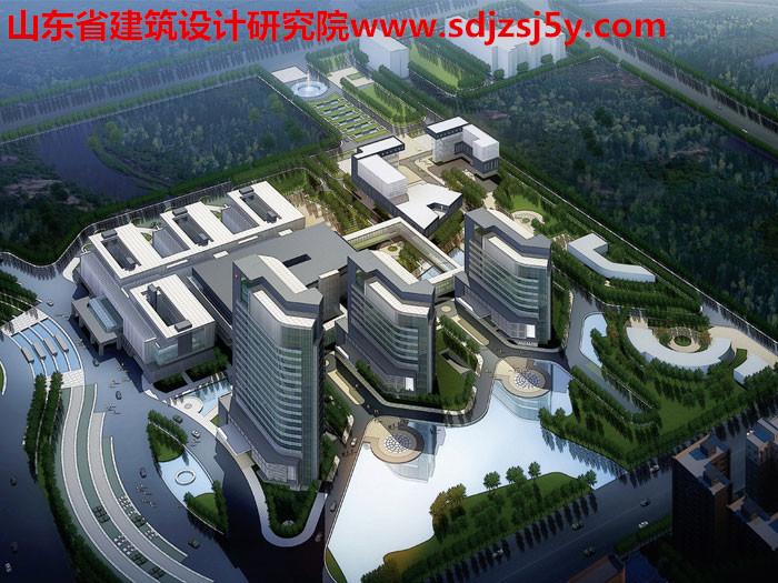 医院设计咨询-山东省建筑设计研究院