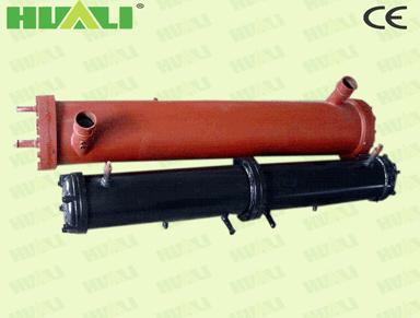 4.华利壳管式蒸发器设计为卧式,维修非常方便.