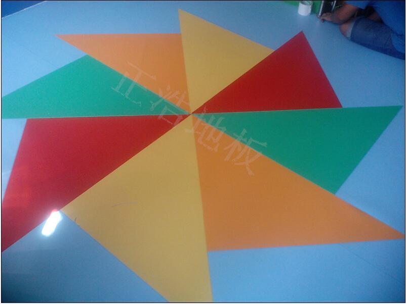 幼儿园pvc室内地板