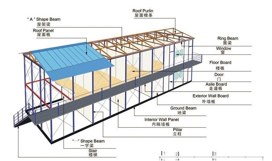 青岛鑫航钢结构制作青岛到质量最