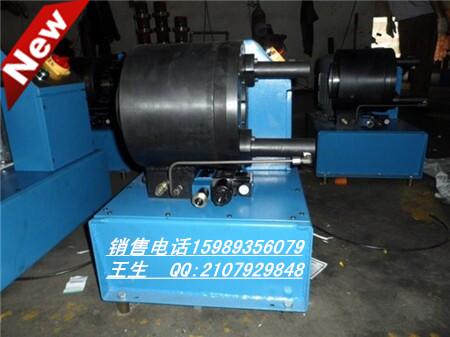2. 压管机在冬季使用时应空载扣压20~30次,以使油温增高一些. 3.图片