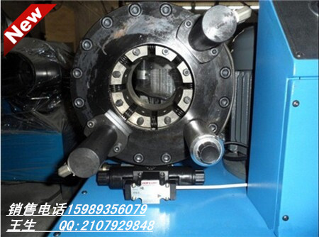 液压胶管压管机图片