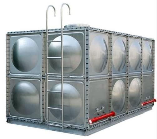 江苏盐城造不锈钢水箱型箱泵一体化设备,诚信