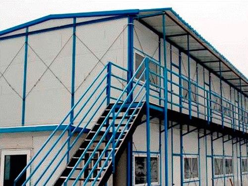 钢结构活动房价格行情