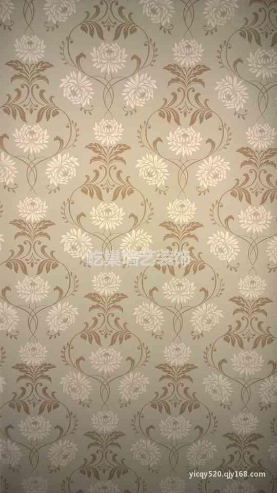 欧式硅藻泥背景墙效果图