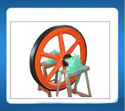 固定天轮 矿用天轮 天轮价格 600天轮 凿井天轮