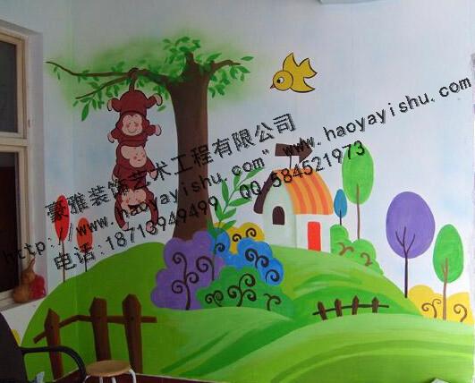 河北墙绘河北彩绘河北墙体彩绘河北手绘墙河北手绘画
