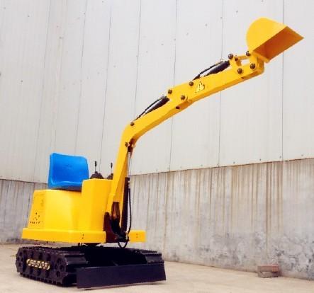 通用型dy-90z 游乐挖掘机 儿童游乐挖掘机