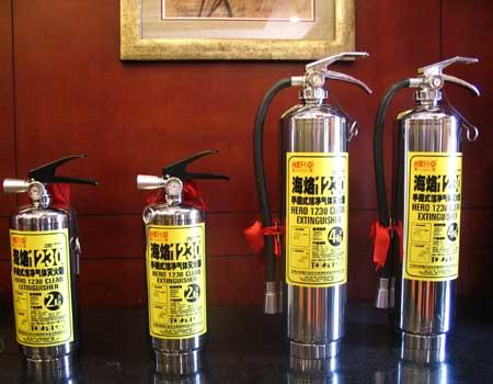 �雷_手提式洁浄气体灭火器消防3c认证代理咨询